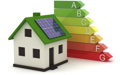 Energy efficiency of a new home