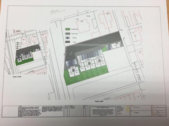 Residential development opportunity - Ratcliffe Street, Darwen